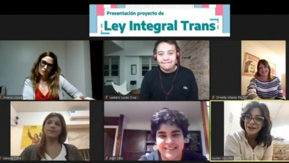 ley integral trans