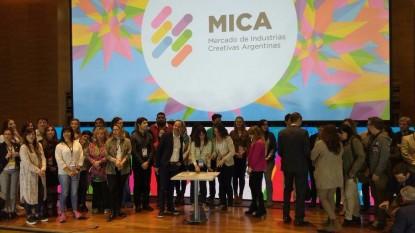 mica, mercado industrias creativas argentinas
