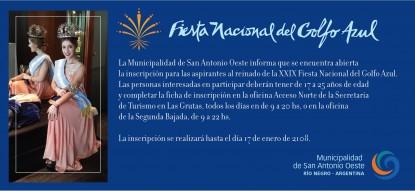 fiesta nacional del golfo azul