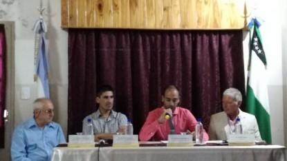 Concejo Deliberante, apertura de sesiones, guardia mitre
