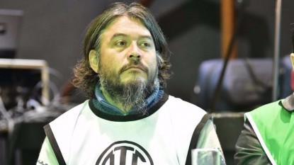 ATE, el bolson, Javier Milani