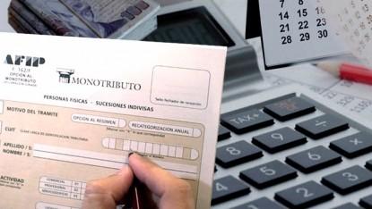AFIP - Monotributo