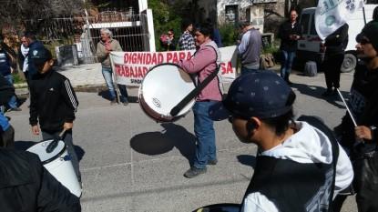 PROTESTA, sindicato de prensa, escrache, diario al dia