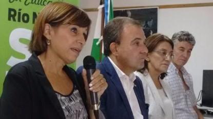 rio negro, educacion, derechos humanos, Cárceles, Laura Méndez