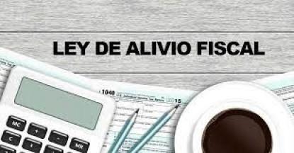 ley de alivio fiscal