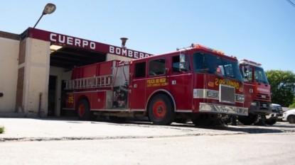 bomberos viedma