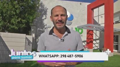 Emiliano Gatti, canal 10