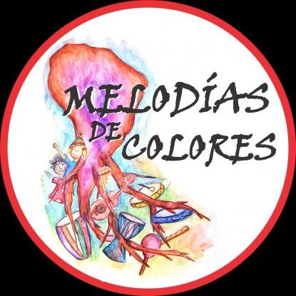 melodías de colores