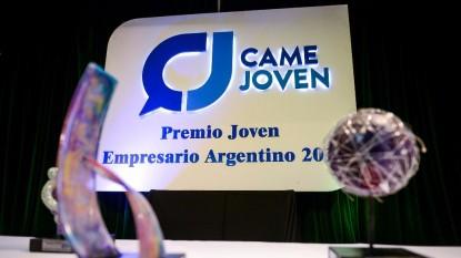 came joven, premio joven empresario argentino