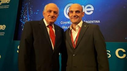Fabián Tarrío, Juan Agustín Moggio
