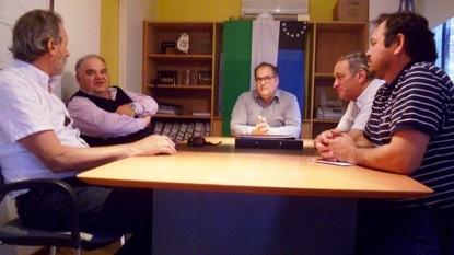IPPV, JORGE BARRAGAN, reunión, UNCO