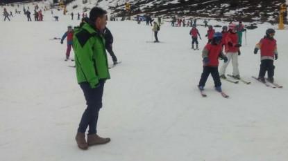 bariloche, esqui