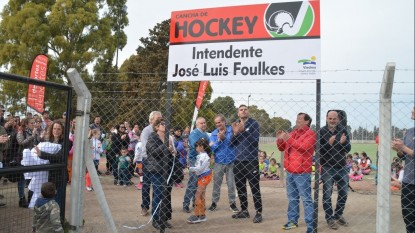 cancha de hockey, jose luis foulkes