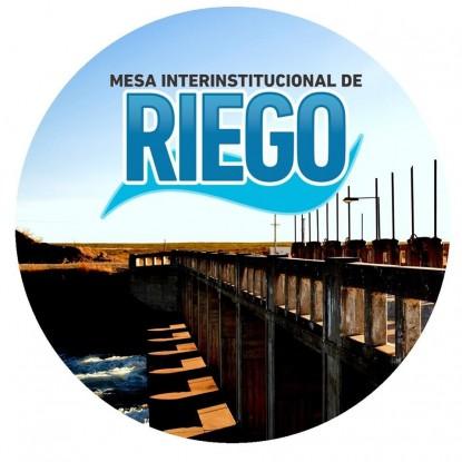 mesa interinstitucional de riego