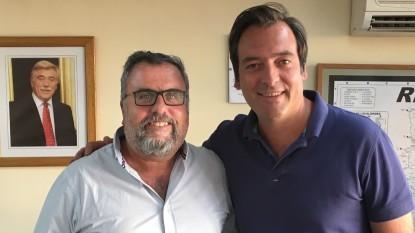Martin Soria, julio accavallo