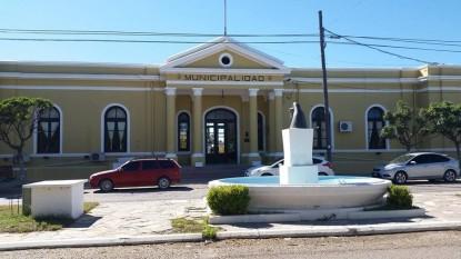 san antonio, municipalidad