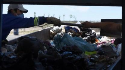 general roca, planta recicladora de residuos