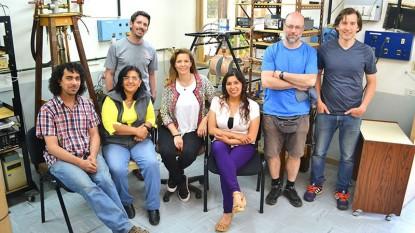 investigadores, centro atomico bariloche