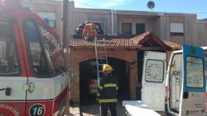 PATAGONES, rescate, bomberos