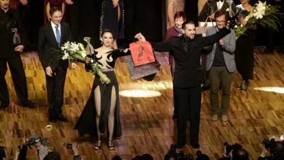 tango, Estefanía Belén Gómez, Fernando Andrés Rodríguez