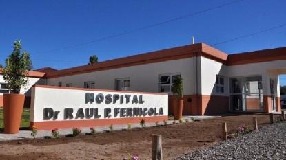 hospital valcheta