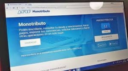 monotributo, AFIP