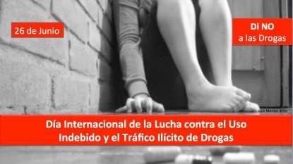 dia internacional de lucha contra el narcotrafico