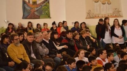 homenaje maestros patagones