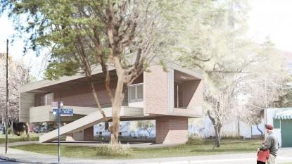 centro de convenciones, viedma, proyecto