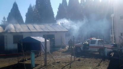 incendio casa bariloche