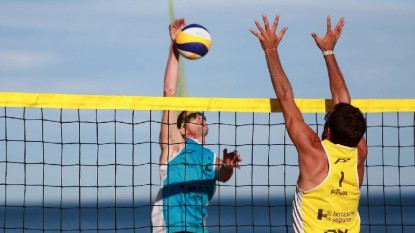 beach voley