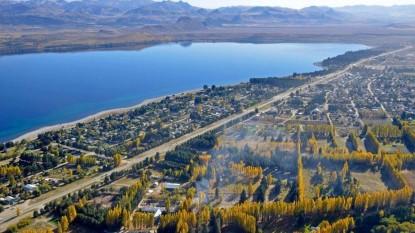 Dina Huapi lago