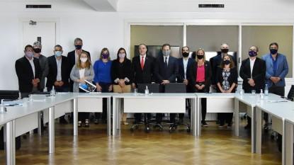 martin doñate, Gabriel Katopodis, intendentes, frente de todos