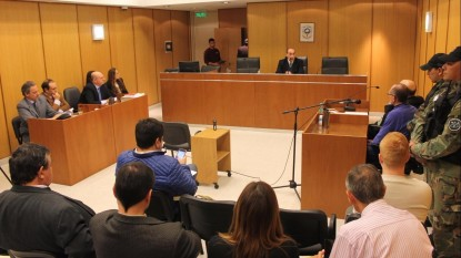 audiencia roca, caso gigli audiencia