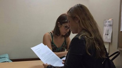 MARIA EMILIA SORIA, denuncia