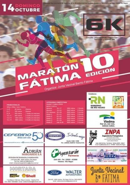 maraton fatima