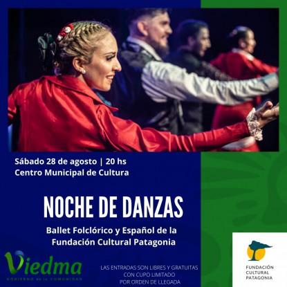 Ballet folclórico y español
