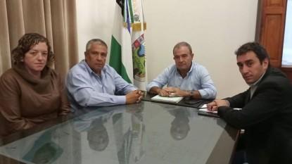 pedro pesatti, Marcos Castro, Miguel Ledesma, Sandra Mulder