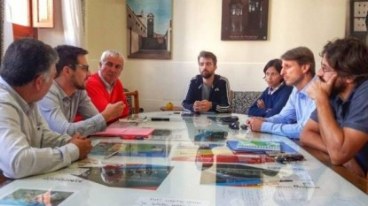 PATAGONES, viviendas, ROBERTO HAURE, PROCREAR, Santiago Dalmau, CRISTIAN NOCENT
