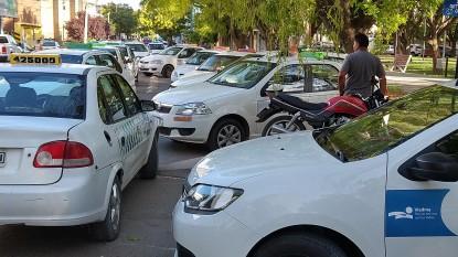 taxis, PROTESTA, manifestacion