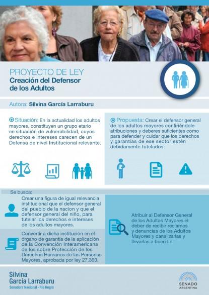 DEFENSORIA DE ADULTOS MAYORES