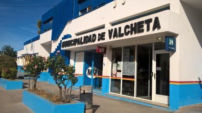 valcheta, municipalidad