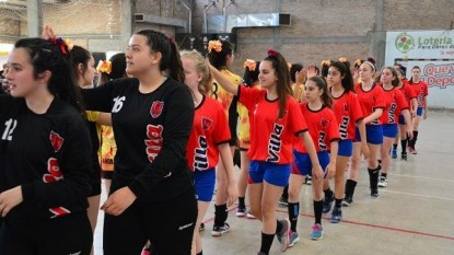 handball, provincial