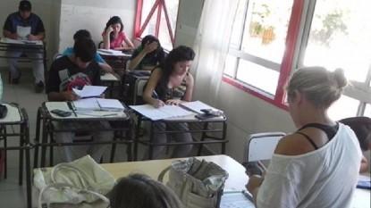 alumnos, operativo aprender