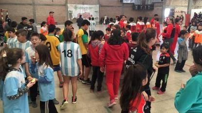 handball, NIÑOS