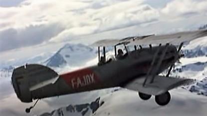 avión, alas de coraje