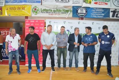Pesatti, gorosito, Beach Handball, viedma