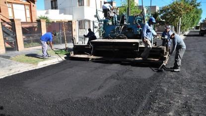 asfalto, viedma, pavimento, calle humble