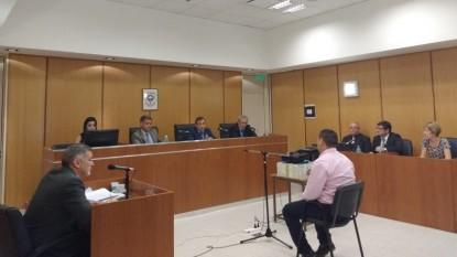Claudio Marcelo Rodríguez Gilavert, juicio