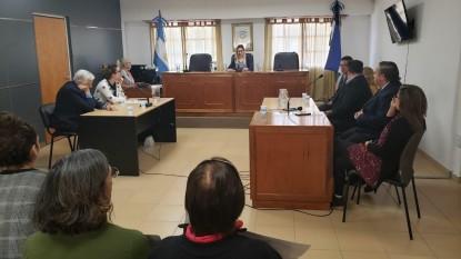 juicio, David Bastias, Ricardo Francisco Di Clérico